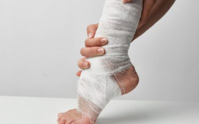5 most common foot injuries and their treatments