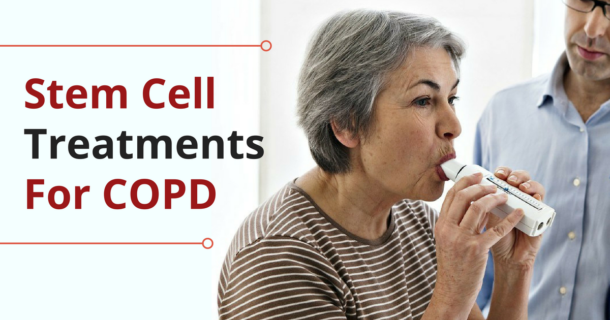 Stem Cell Treatments for COPD