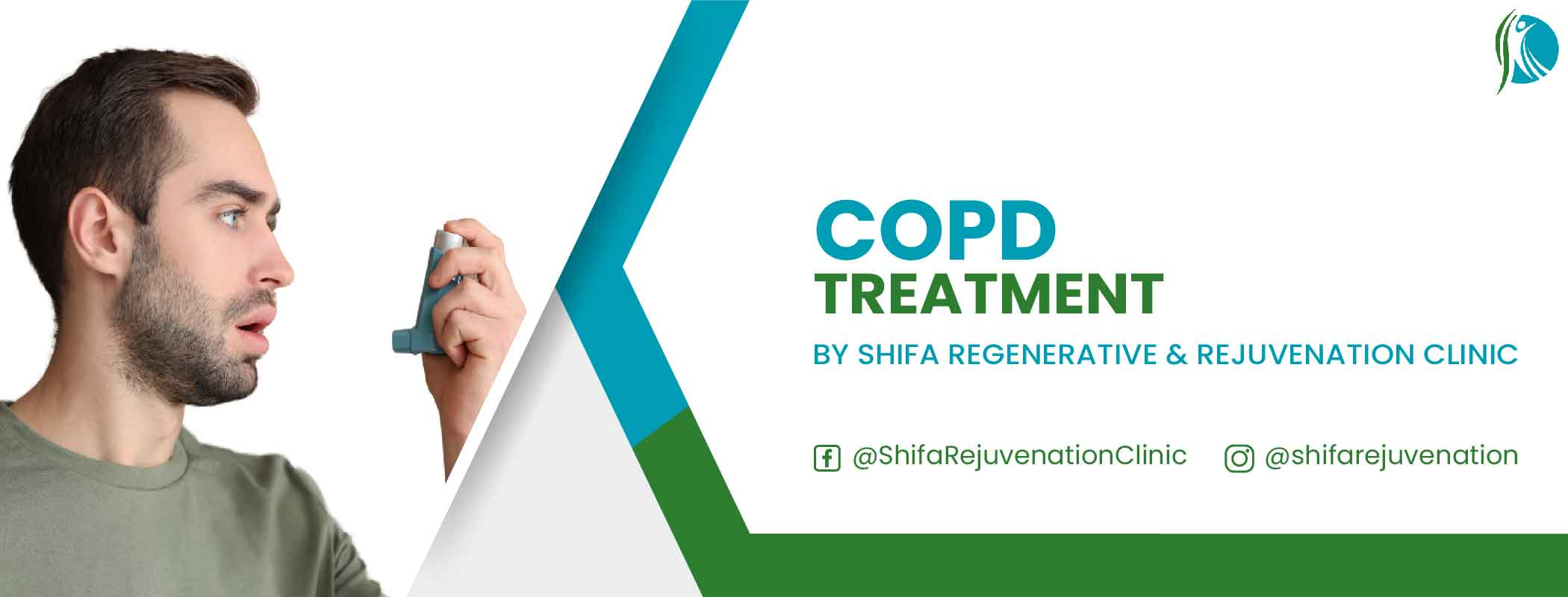 COPD Treatment through Stem Cell Therapy at Shifa Clinic