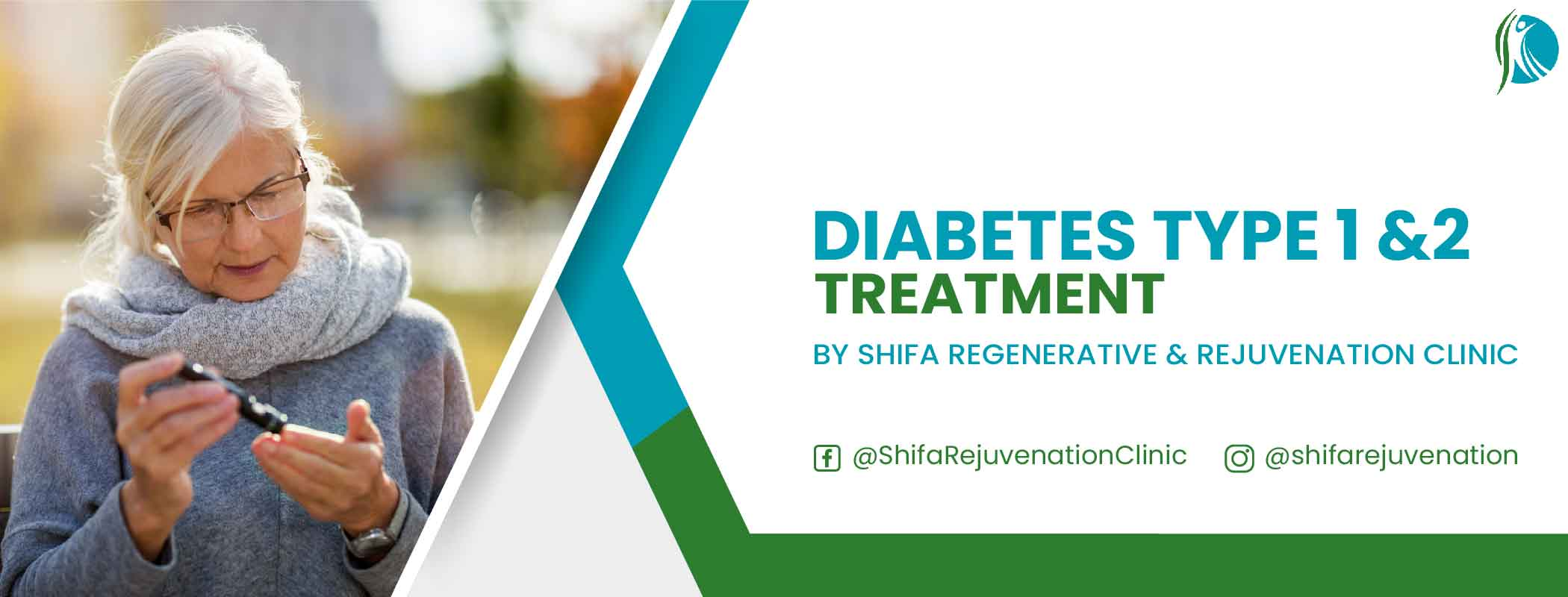Diabetes type 1 & 2 Treatment through Stem Cell Therapy at Shifa Clinic