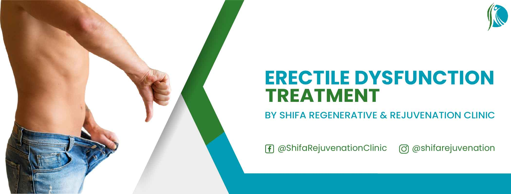 Erectile Dysfunction Treatment through Stem Cell Therapy at Shifa Clinic